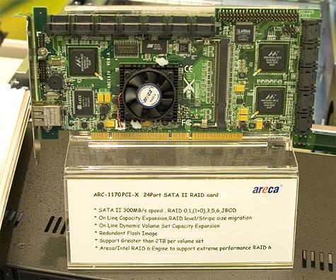 Areca ARC-6060 SCSI Windows 7 64-BIT